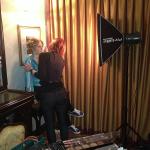 Poročno fotografiranje na Bledu – Behind the scenes