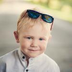 Gasilec Gal – družinsko fotografiranje