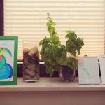 Otroško ustvarjanje – risanje