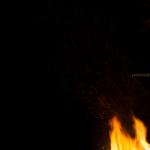 Portretno fotografiranje – ognjeni portreti
