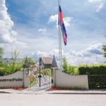 Poročno fotografiranje Liona + Ažbe – Posestvo Pule