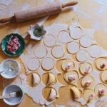 Domači ravioli/Homemade ravioli
