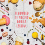 Ledene sladice-nova kulinarična knjiga