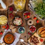 Fotografiranje hrane-Piknik Ribno Bled